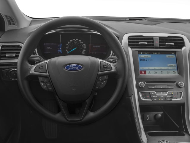 2017 Ford Fusion Se In Carlise Pa Family Of