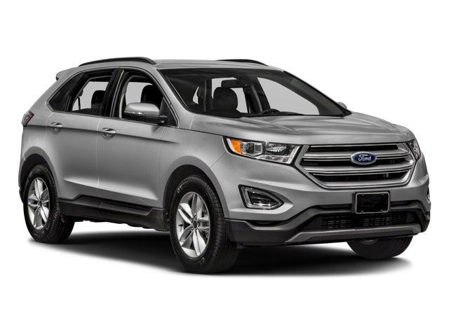 2018 Ford Edge Awd Titanium
