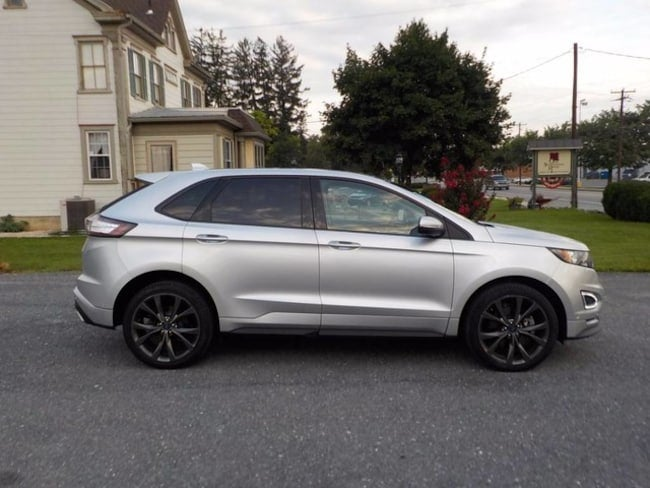 Used  Ford Edge Sport Suv V Ecoboost Engine